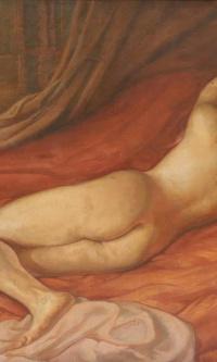 Naked lie
