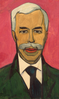 Portrait of Shchukin