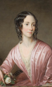 Portrait of Princess Zinaida Ivanovna Yusupova.