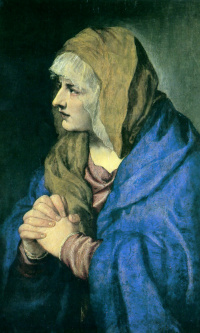 Our lady of the solitude