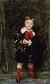 Portrait of Robert de Sévrier