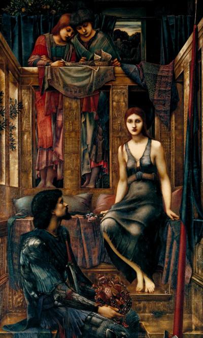 Король Кофетуа и нищенка