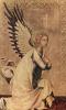 Алтарь Орсини. Ангел благовещения