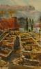 Алушта. Раскопки крепости Алустон.