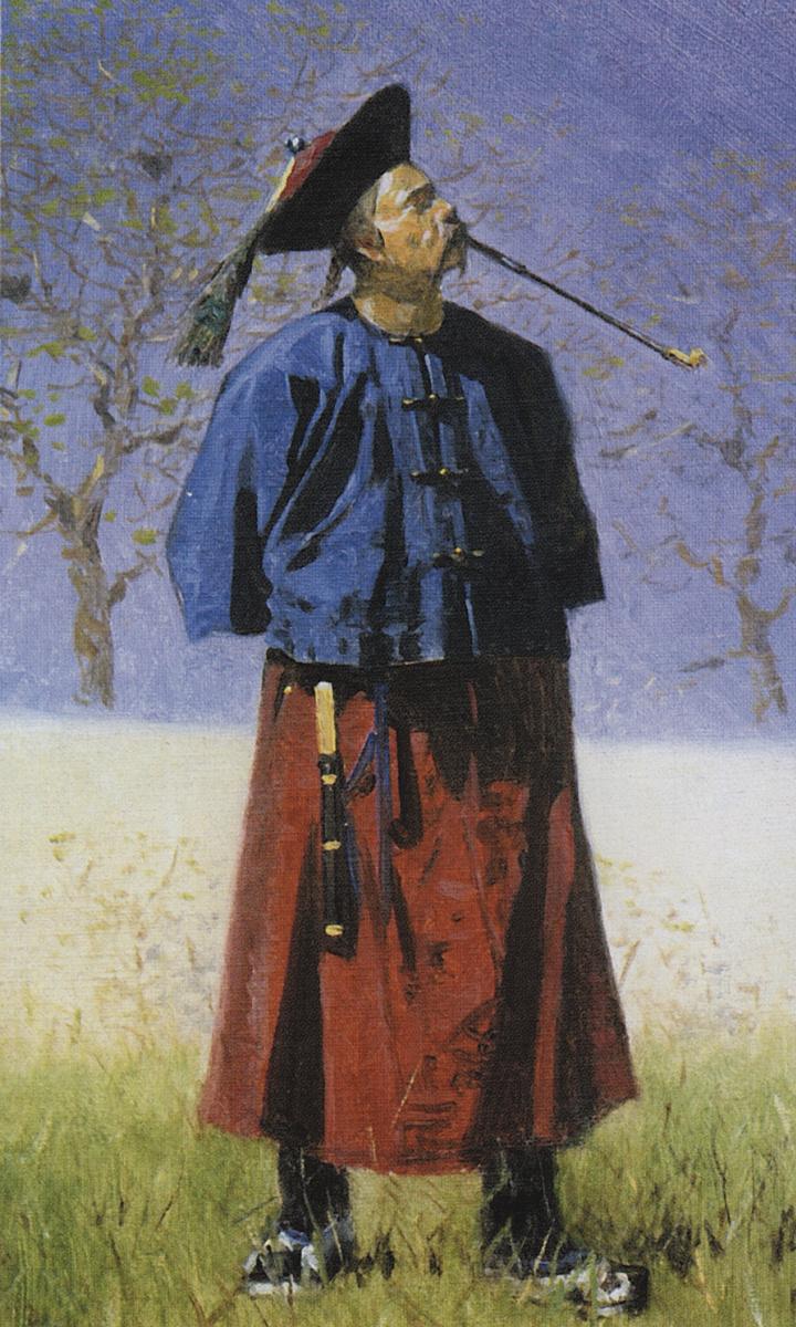 Василий Васильевич Верещагин. Китаец