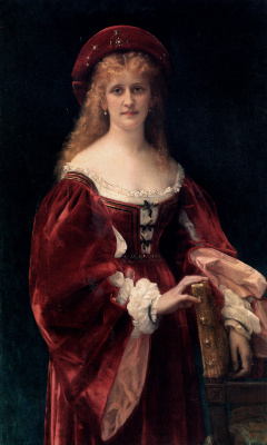 Александр Кабанель. Венеция