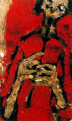 Энжел Бальтазар. Эмоциональный портрет 1