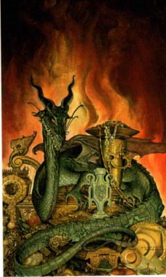 Стивен Хикман. Клад дракона