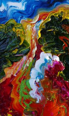 Alexander Ocher Kandinsky-DAE. Vodapad zhigolan