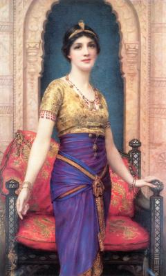 Уильям Кларк Вонтнер. Египетской красоты