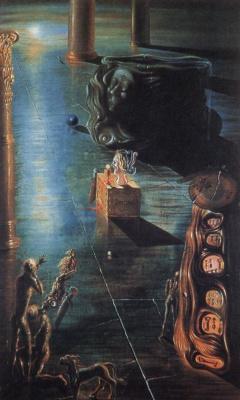Salvador Dali. Font