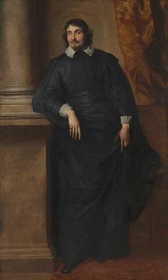 Антонис ван Дейк. Портрет аббата Скальи