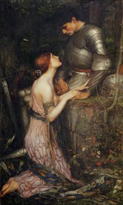 John William Waterhouse. The witch