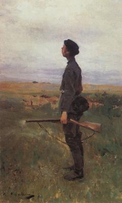 Konstantin Korovin. Failure