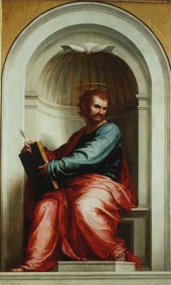 Фра Бартоломео. Saint Mark
