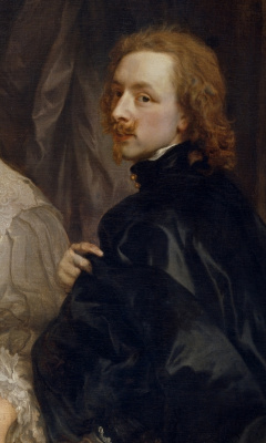 Anthony van Dyck. Endimion porter and Anthony van Dyck. Snippet: self-portrait