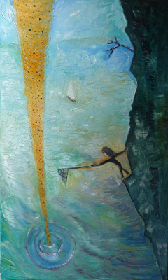 Svyatoslav Ryabkin. Time does not catch Time does not catch