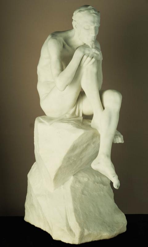 Mark Matveyevich Antokolsky. Mephistopheles