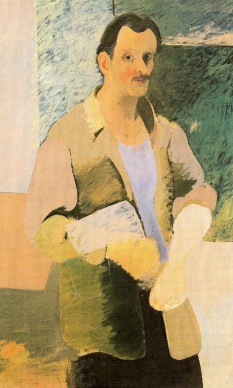 Аршиль Горки. Портрет 5