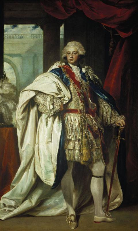 Joshua Reynolds. Frederick, Duke of Yor