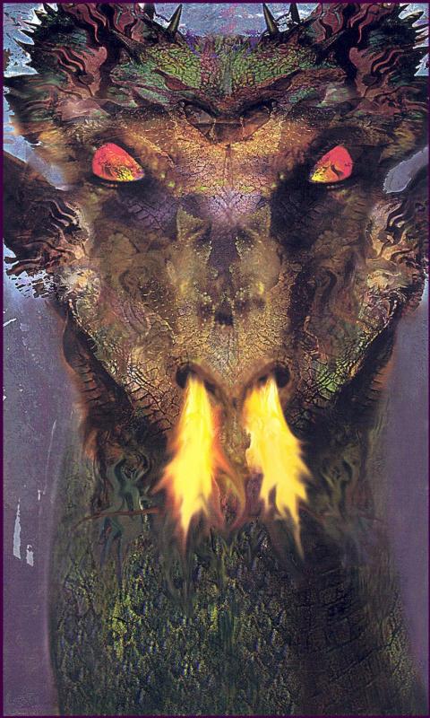 Грег Спаленка. Дракон