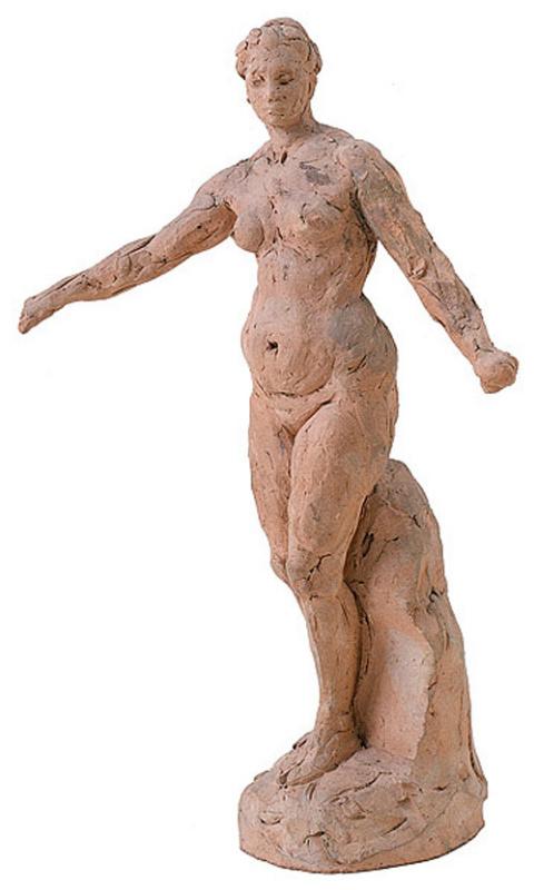 Жюль Далоу. Женская фигура